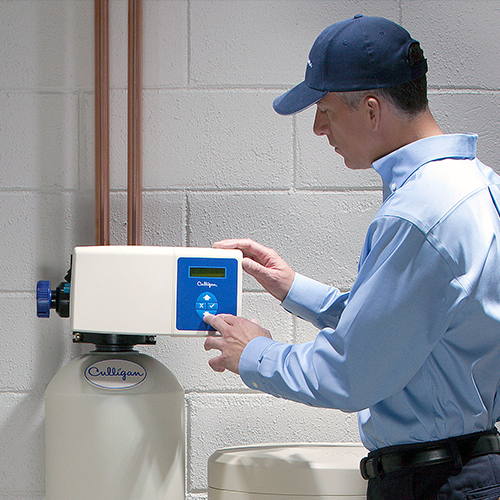 the cost to rent vs. buy a water softener