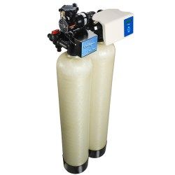 High Efficiency Iron-Cleer Whole House Water Filter