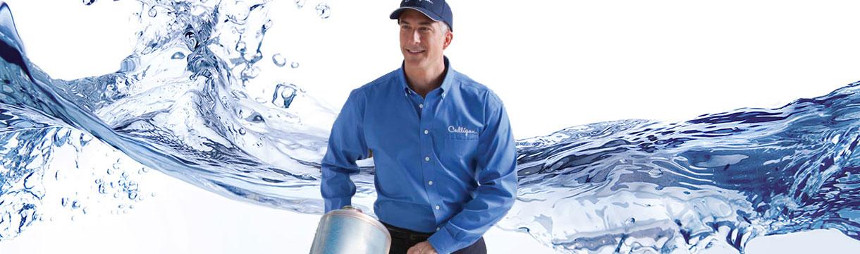 Portable Water Softener Exchange Service Culligan Water