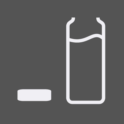 Rinse bottle icon
