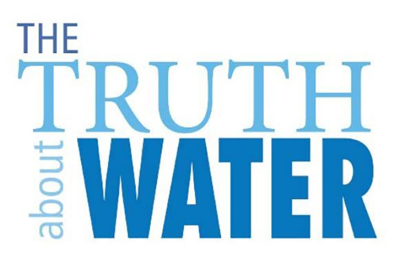 the truth about water logo