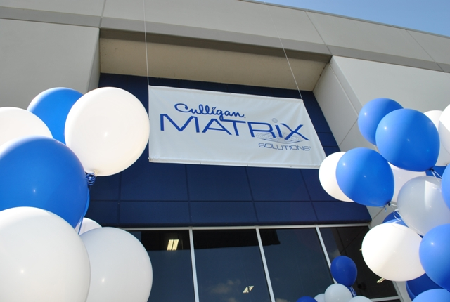 Culligan's Libertyville facility expands