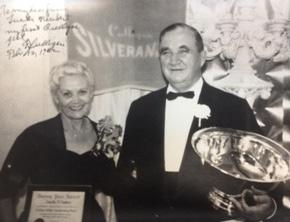 Lucille Neubert, first woman culligan dealer, dies at 105