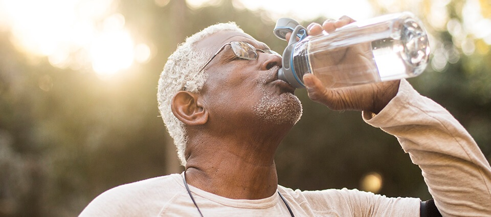 water and immune system