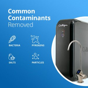 common contaminants removed by reverse osmosis
