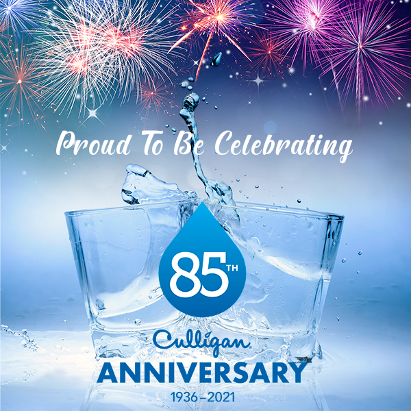Culligan 85th anniversary