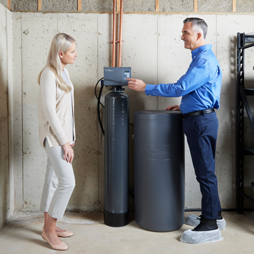 when to replace water softener